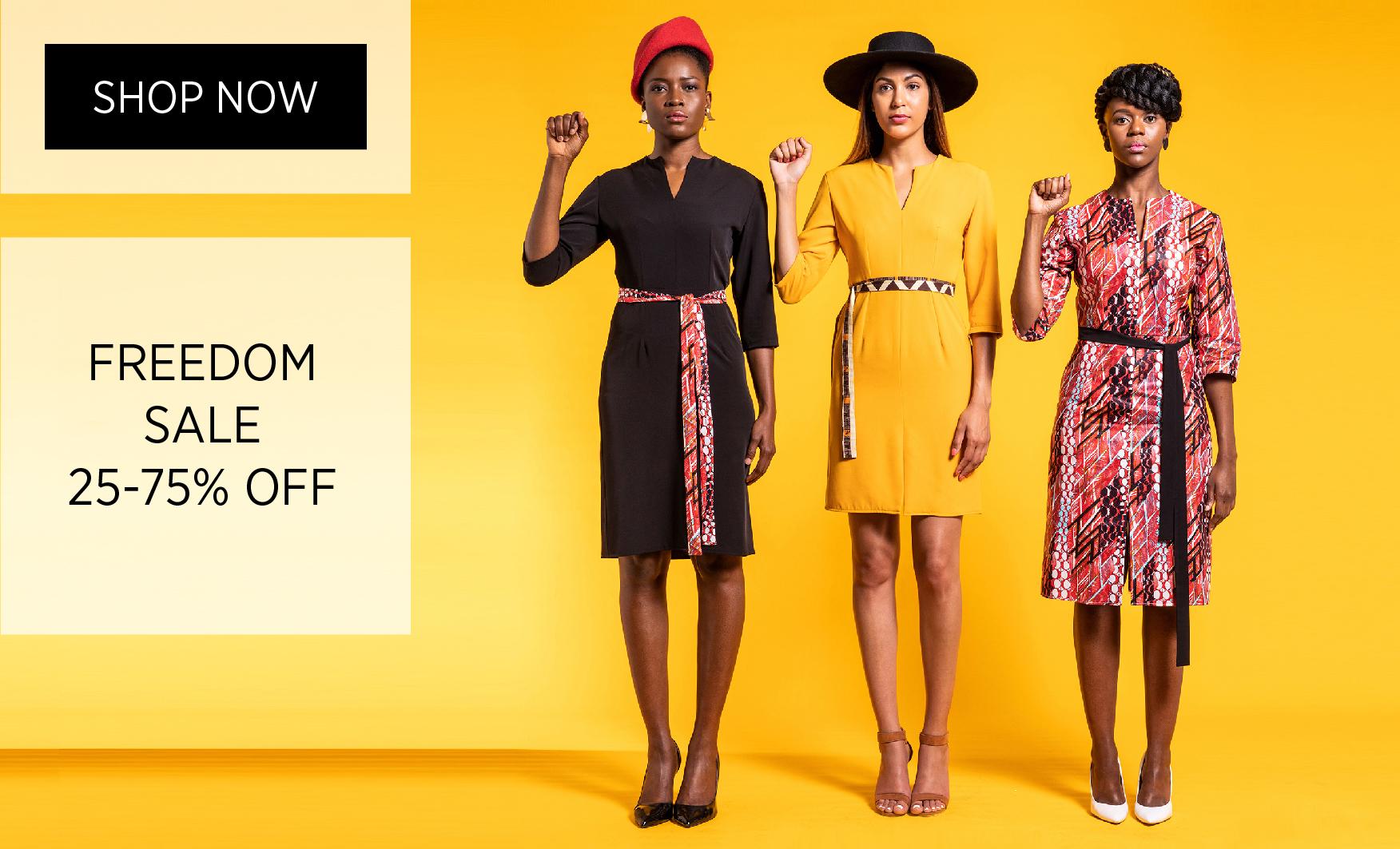 Kisua Shop African Fashion Online